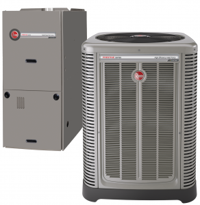 Hybrid System - Heat Pump and Furnace Combo