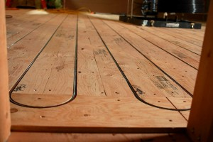 In Floor Radiant Heat Systems Provide Warmth And Comfort K Wood Llc